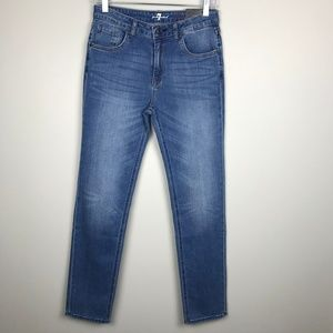 NEW 7 For All Mankind Slimmy Blue Jeans Boy's 16